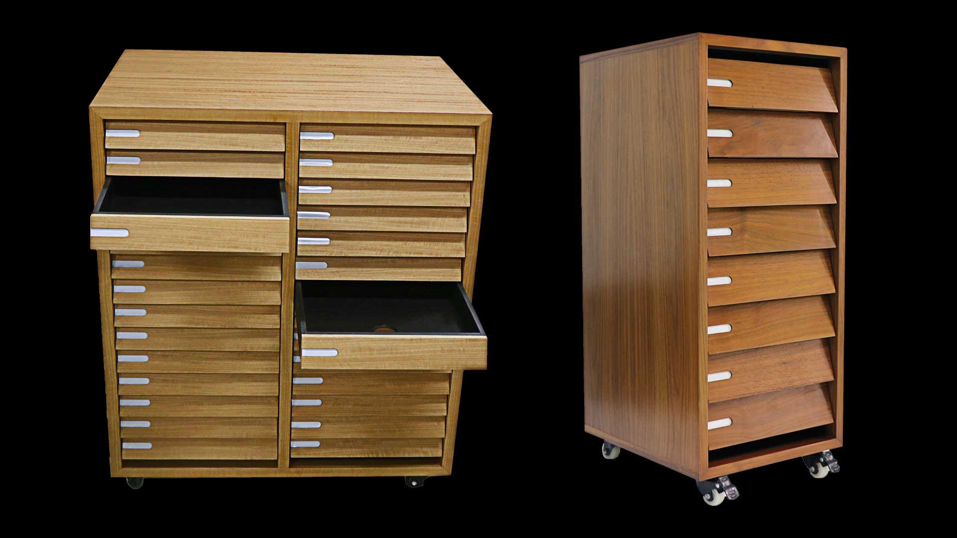 Wood Veneer Product Samples