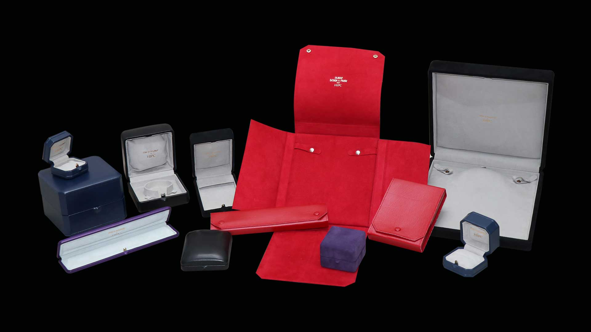 Leather Products Sample