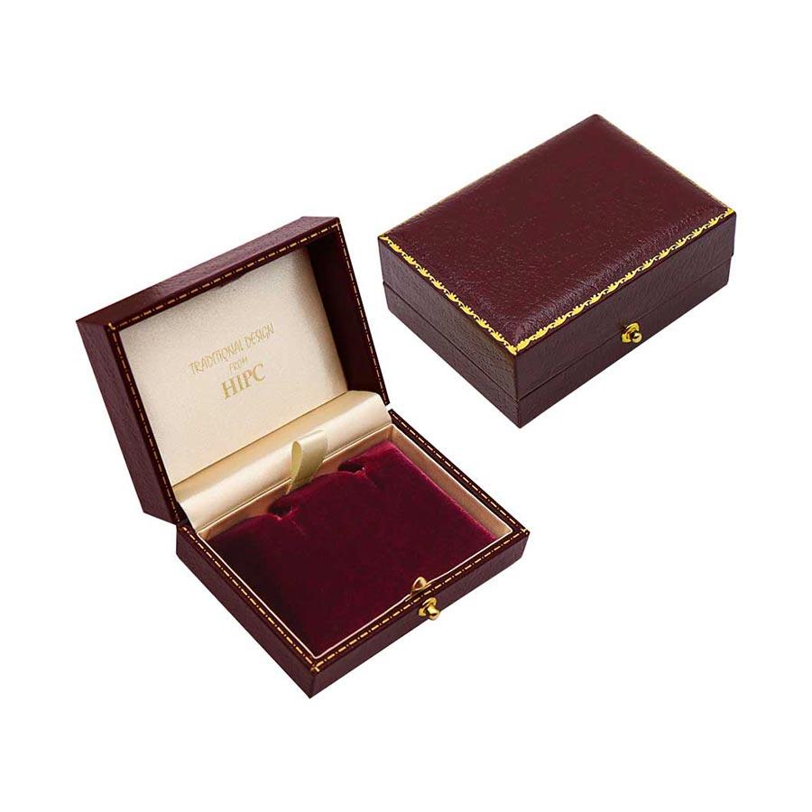 C10 Small Wedge Earring Box