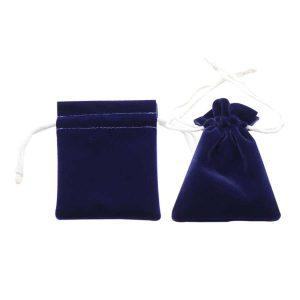 DRA001 Small Cord Draw Jewelry Pouch