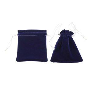 DRA 002 Medium Pull String Jewelry Pouch