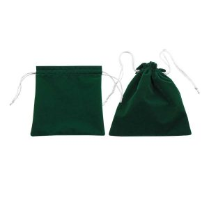 DRA004 Large Cord String Jewelry Pouch