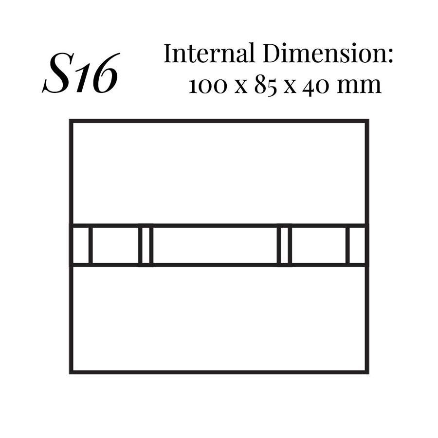 S16 Bar Link Case