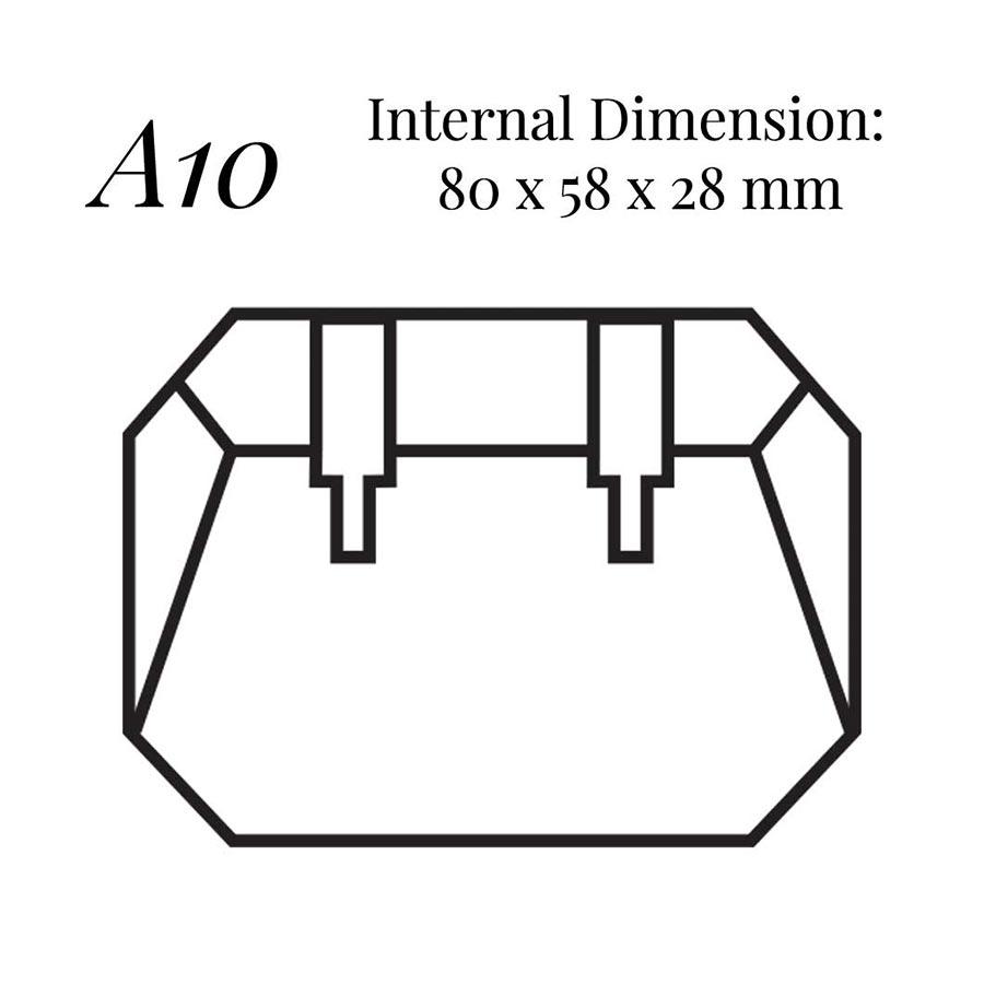 A10 Earring Case