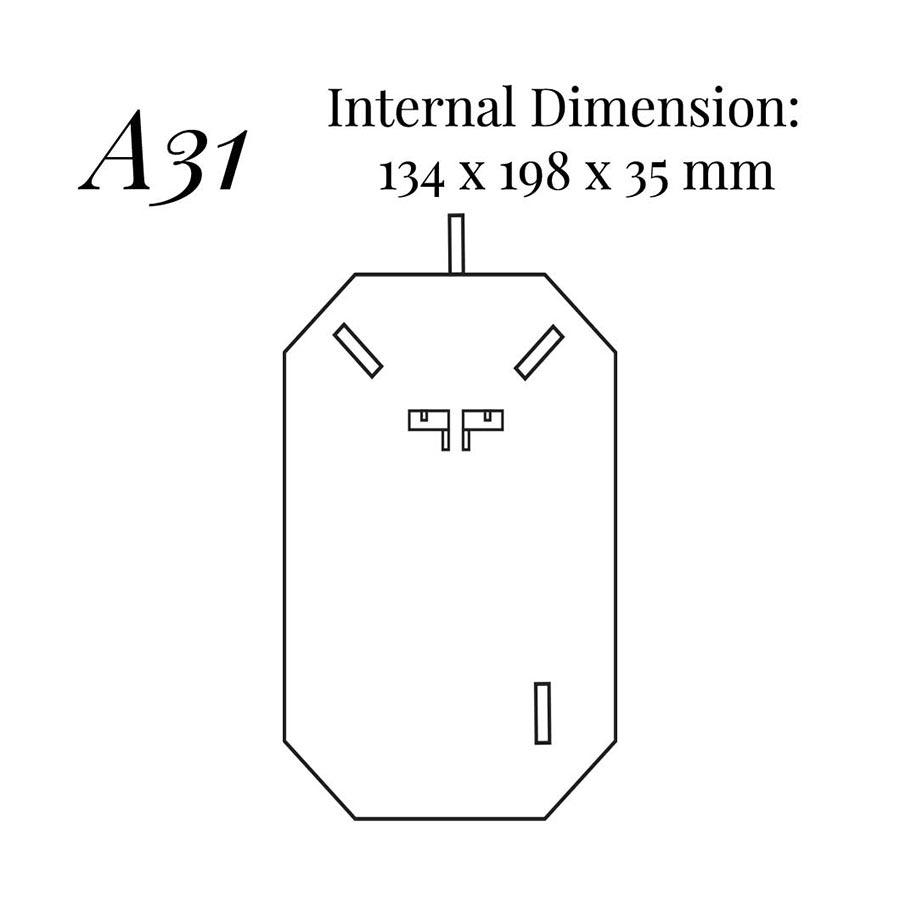 A31 Small Set Case