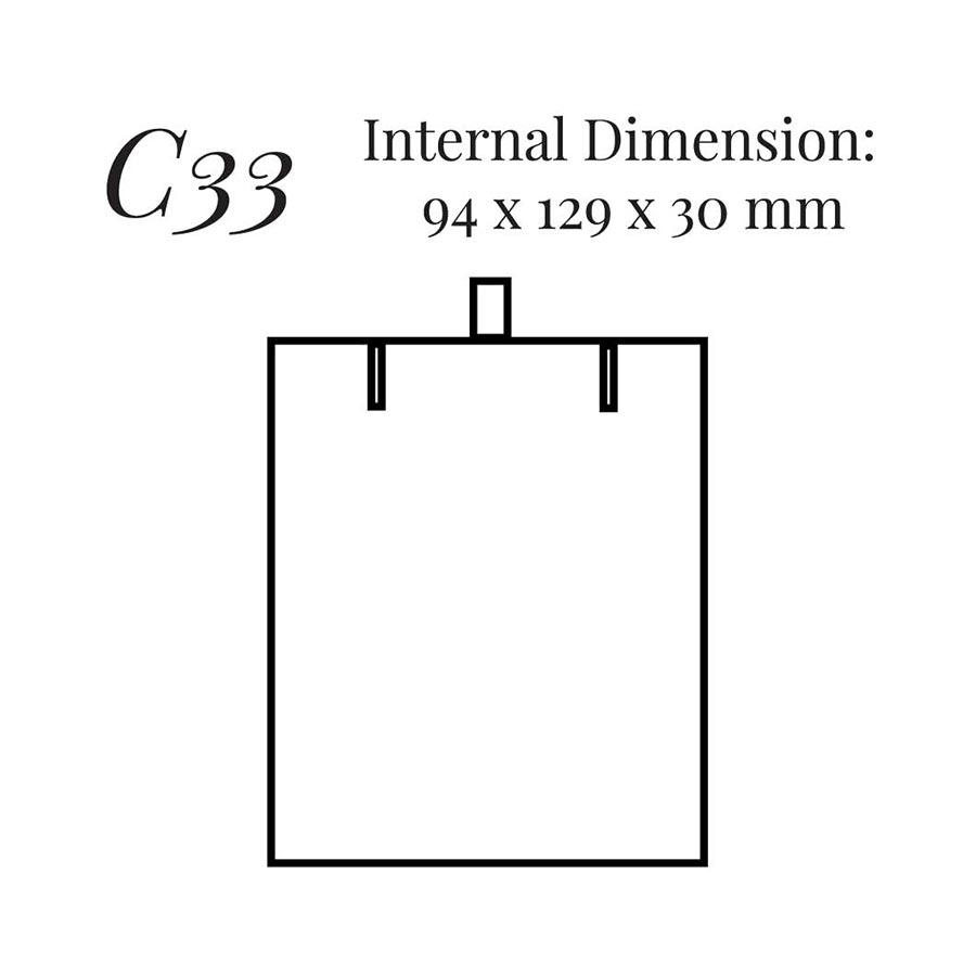 Large Pendant Case C33