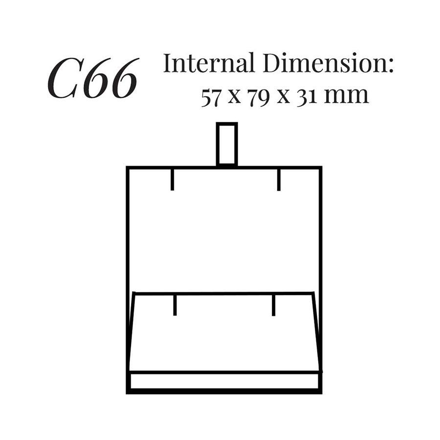 C66 Pendant / Flap Earring Case