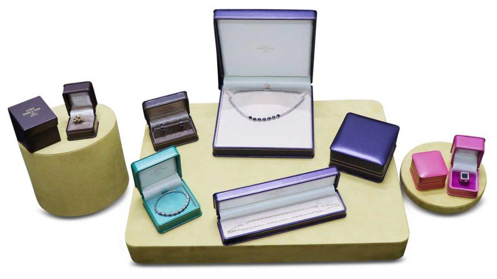 Jewel Box Manhattan Collection