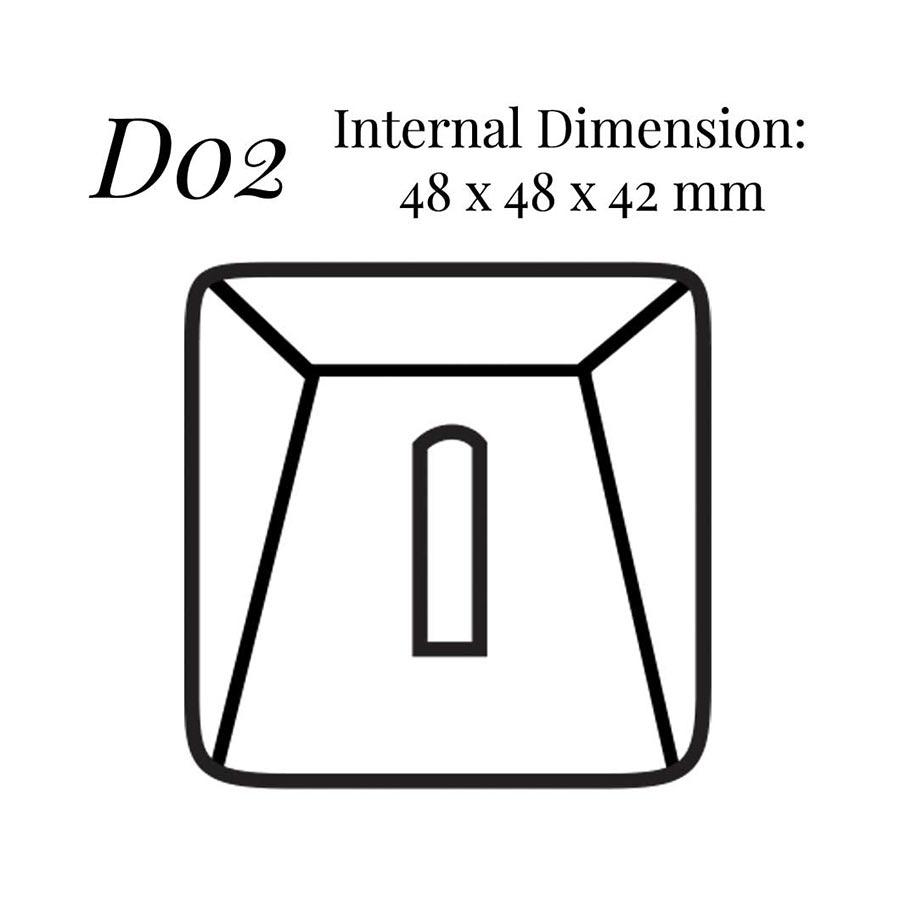 D02 Single Ring Case