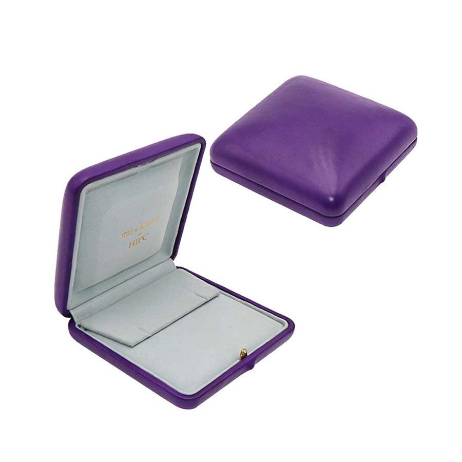 D12 Earring Case, large, flap