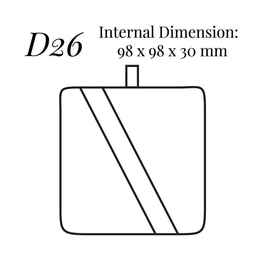 D26 Universal Case Square