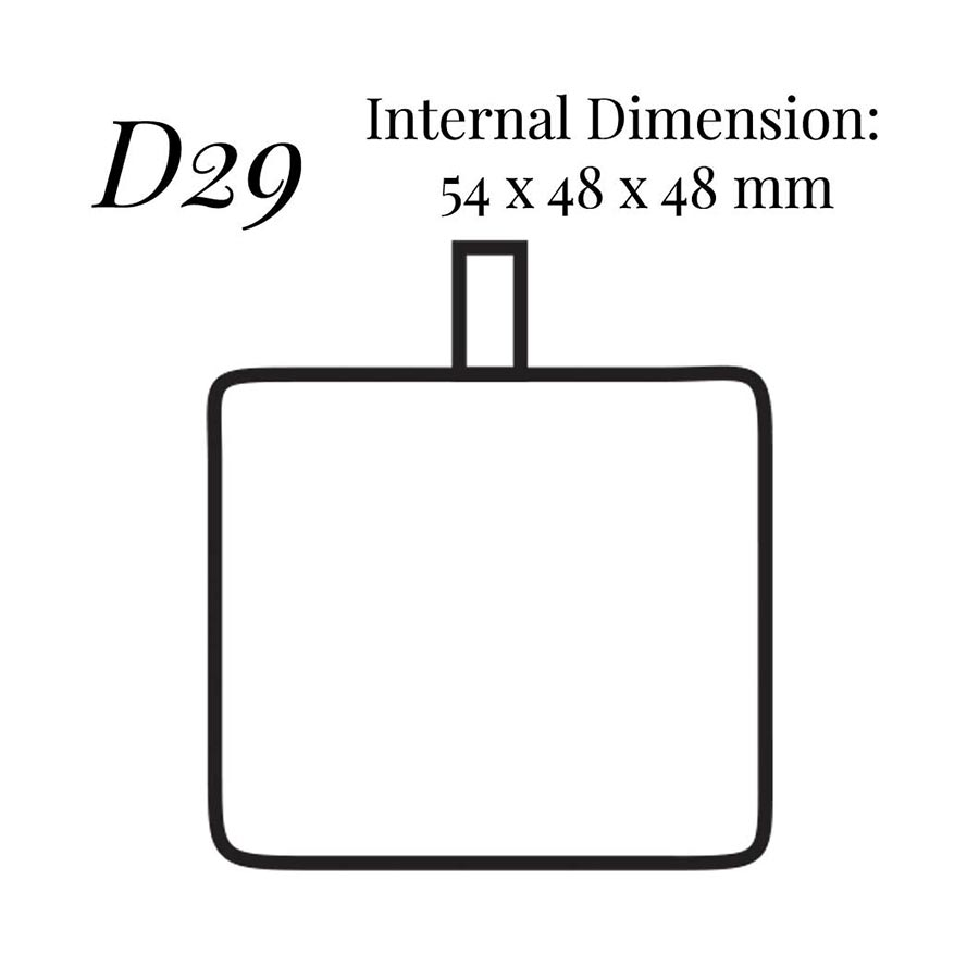 D29 Universal Case (Double Door)