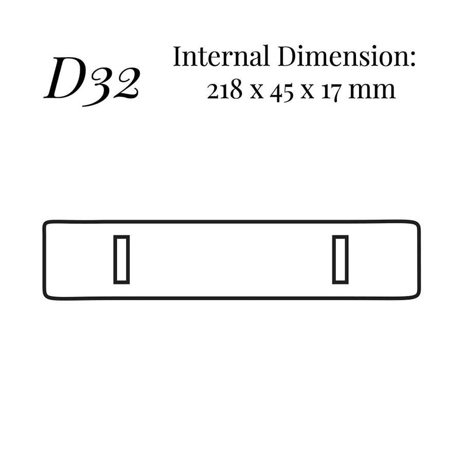 D32 Bracelet Case