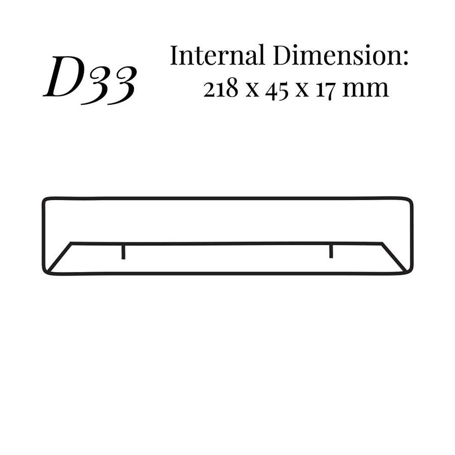 D33 Bracelet Case