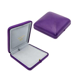 D34 Large Square Jewellery Case