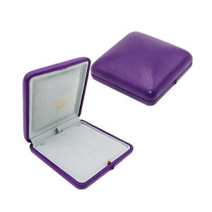 D35 Large Square Jewellery Case