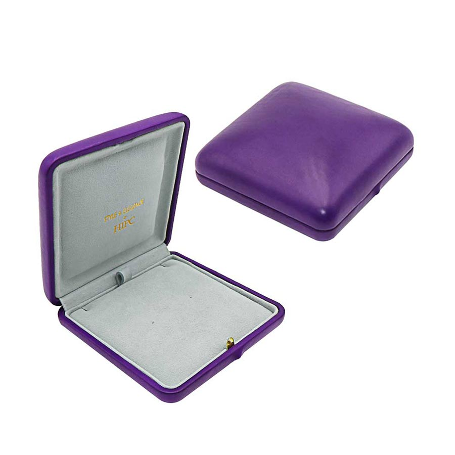 D37 Large Square Jewellery Case