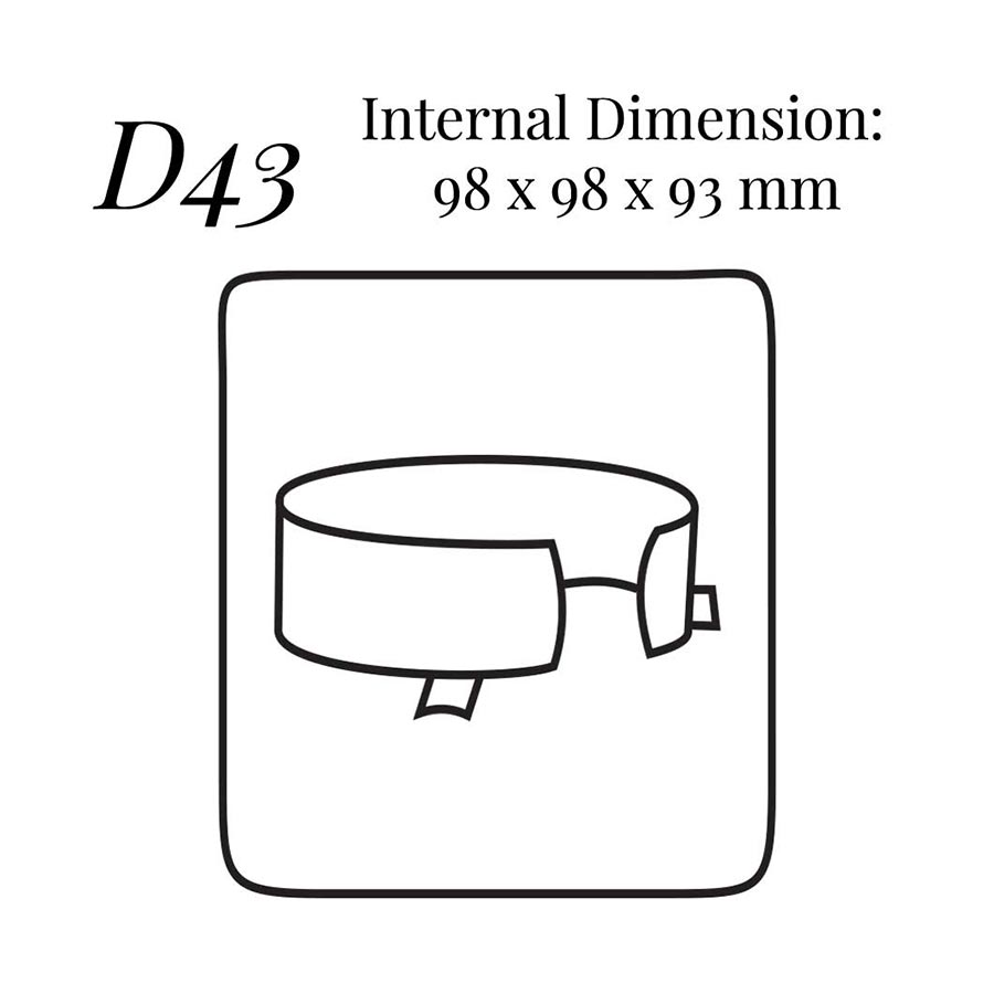 D43 Bracelet Case