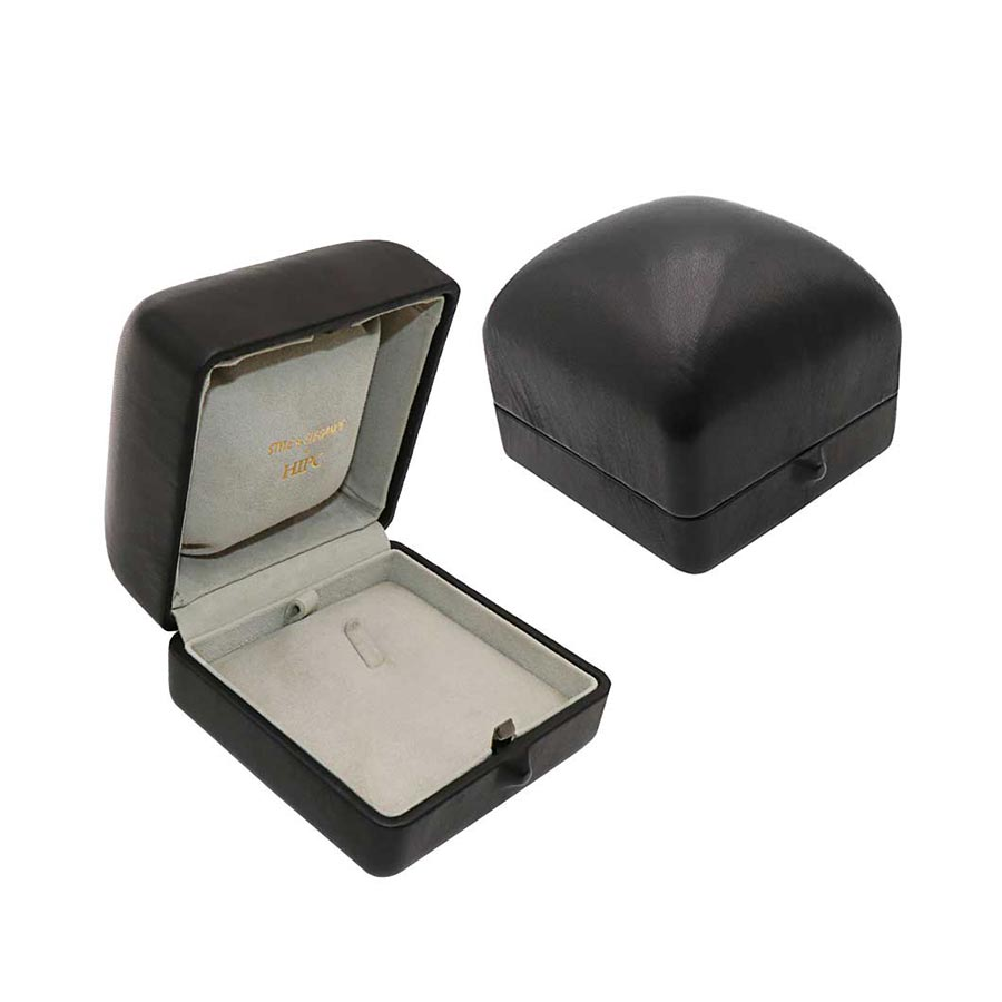 D44 Ring Case, large, with clip