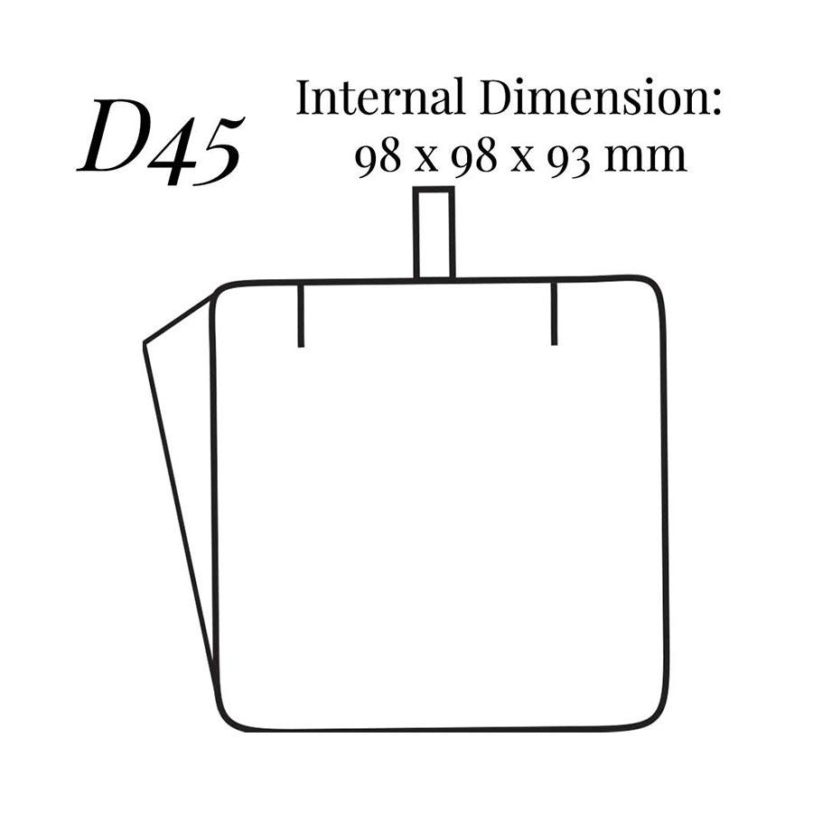 D45 Pendant Case, large