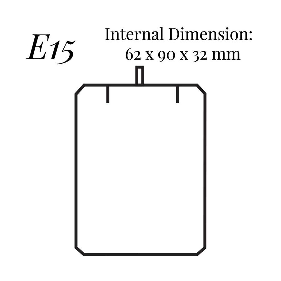 E15 Pendant Case