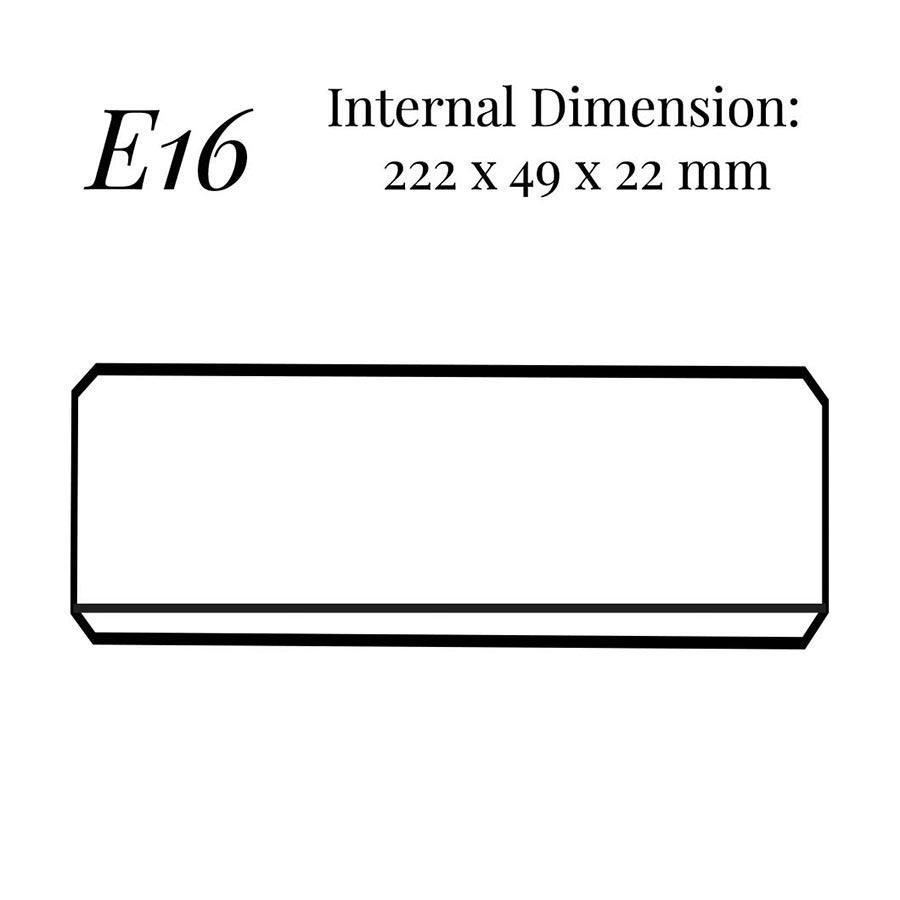 E16 Small Bracelet Case