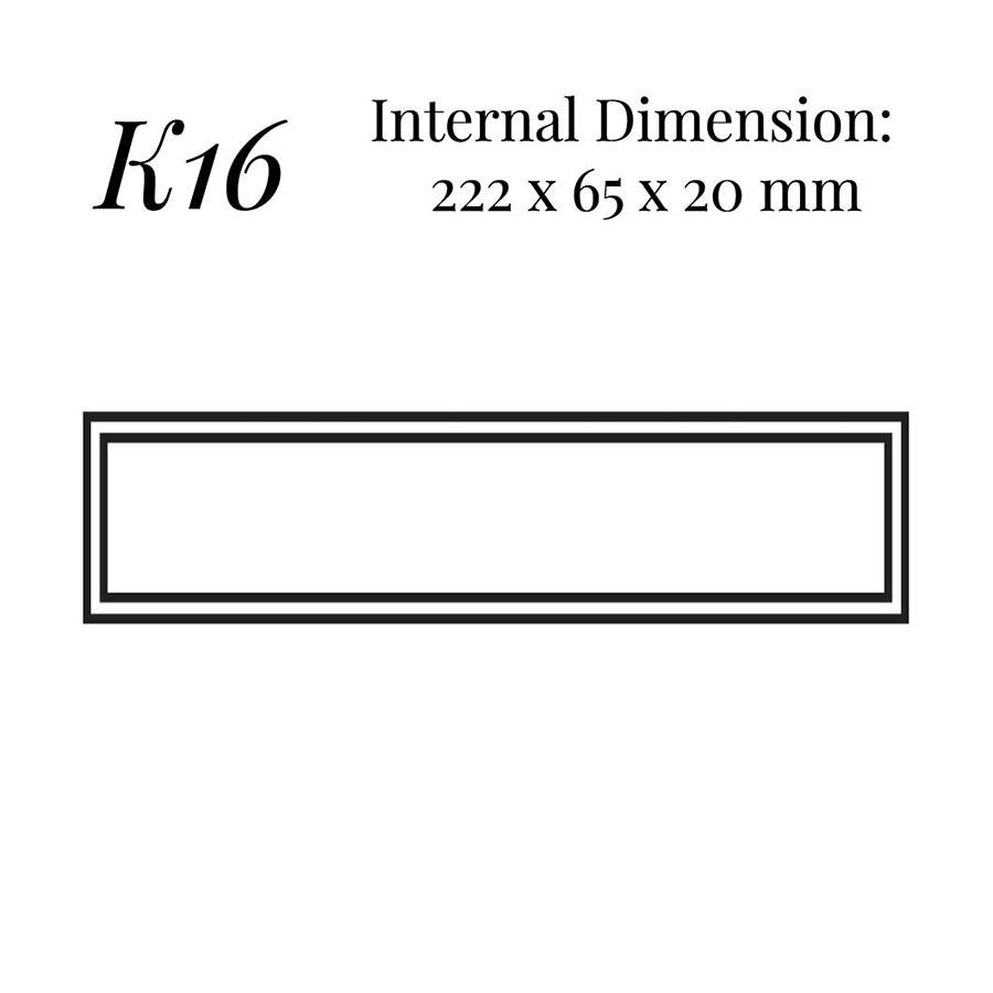 K16 Bracelet Case
