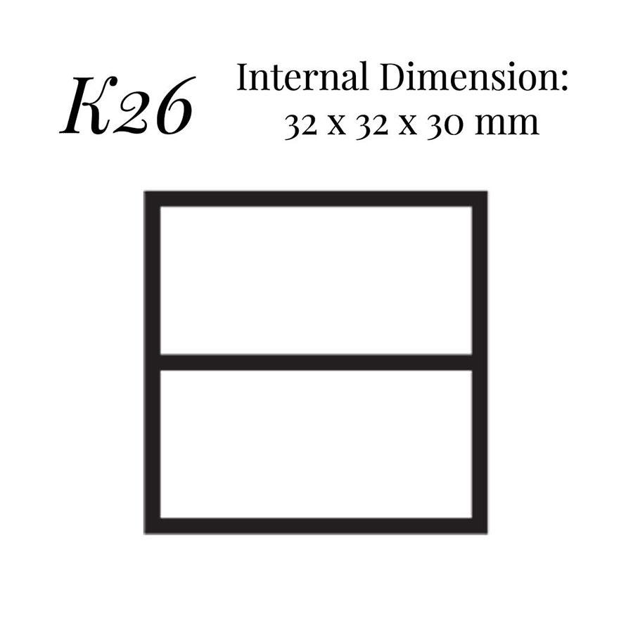 K26 Small Single Ring Case