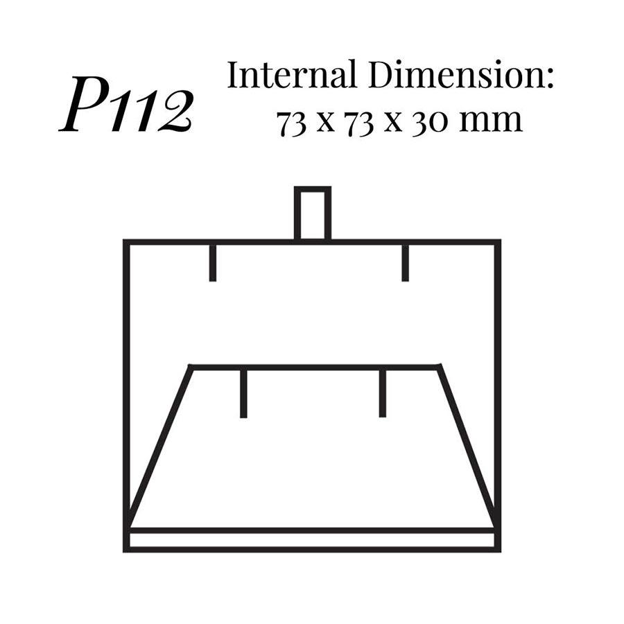 P112 Pendant / Earring Case