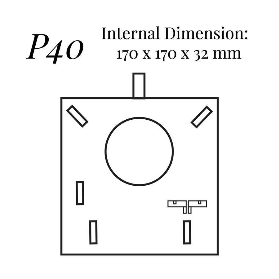 P40 Small Set Case