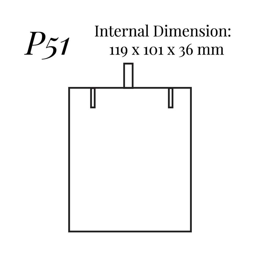 P51 Large Pendant Case