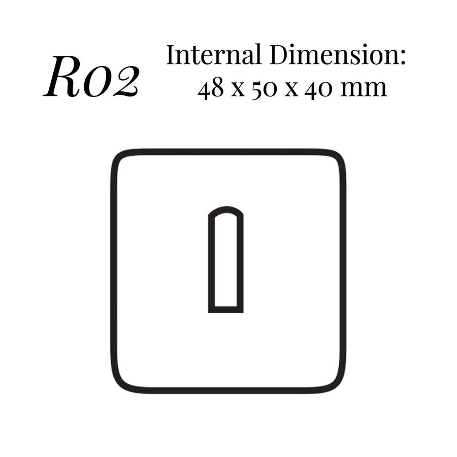 R02 Single Ring Case