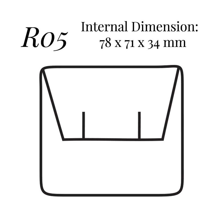 R05 Flap Earring Case