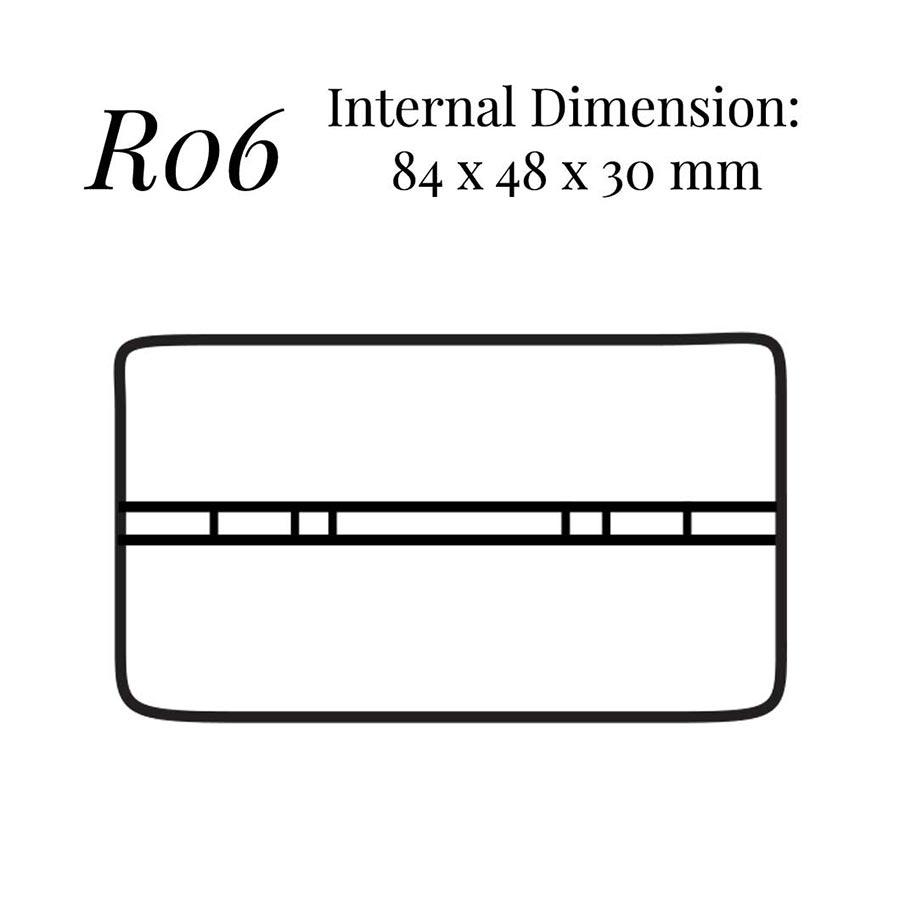 R06 Bar Cufflink Case