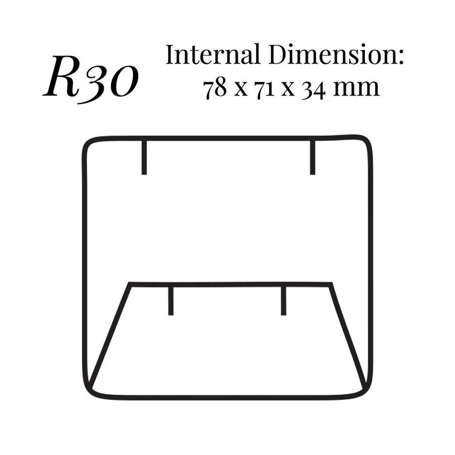 R30 Pendant / Flap Earring Case