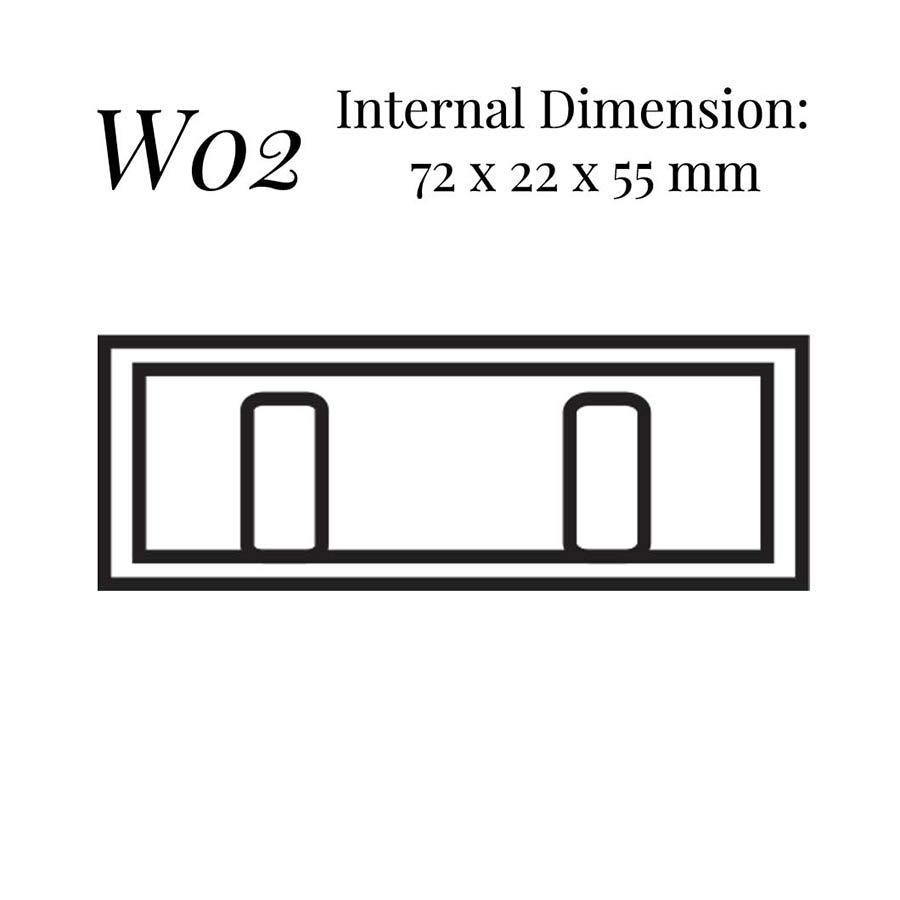 W02 Double Ring Wallet