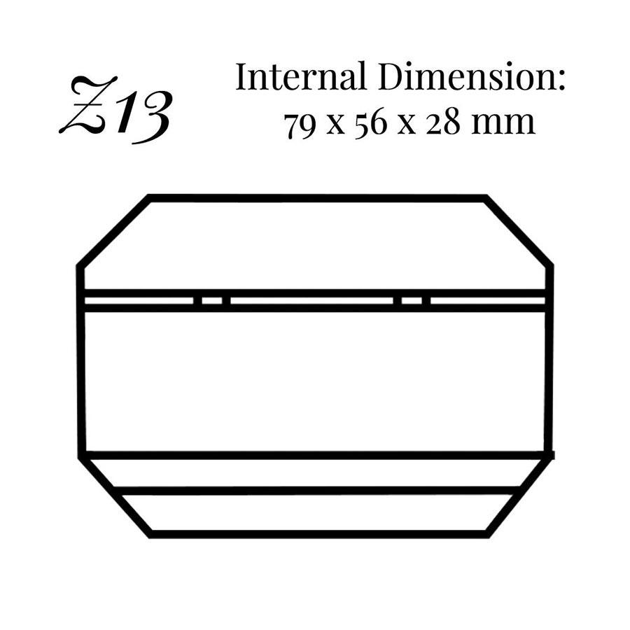 Z13 Bar Link & Stud Case