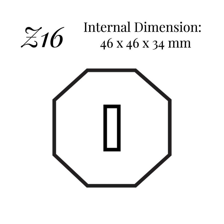 Z16 Single Ring Case