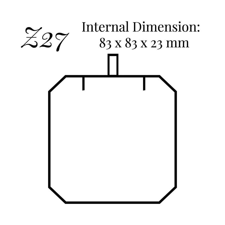 Z27 Pendant Case