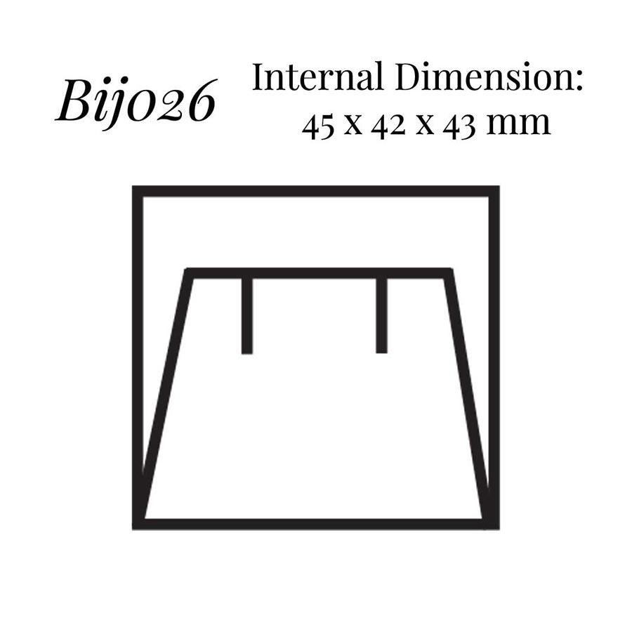 BIJ026 Stud Earring Case