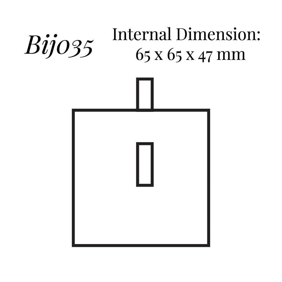 BIJ035 Single Ring Case