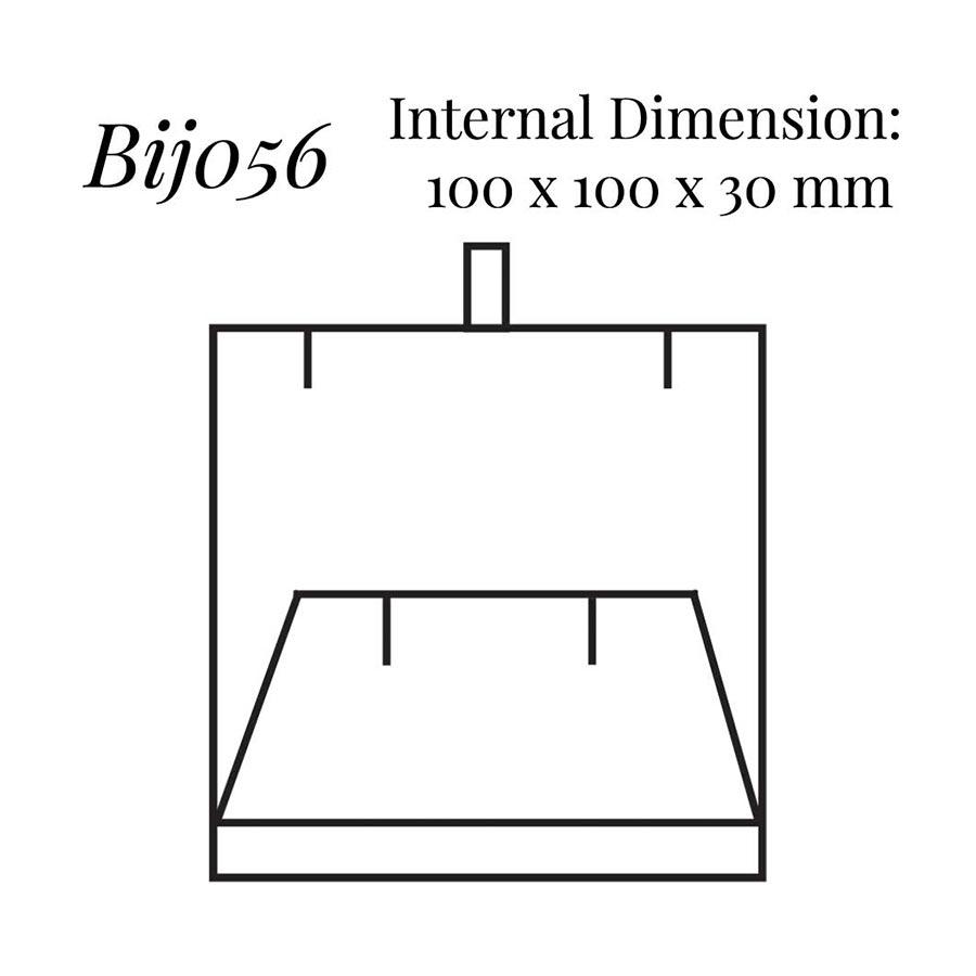 BIJ056 Pendant/ Flap Earring Case