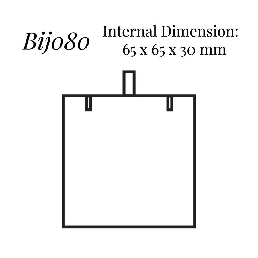 BIJ080 Small Pendant Case