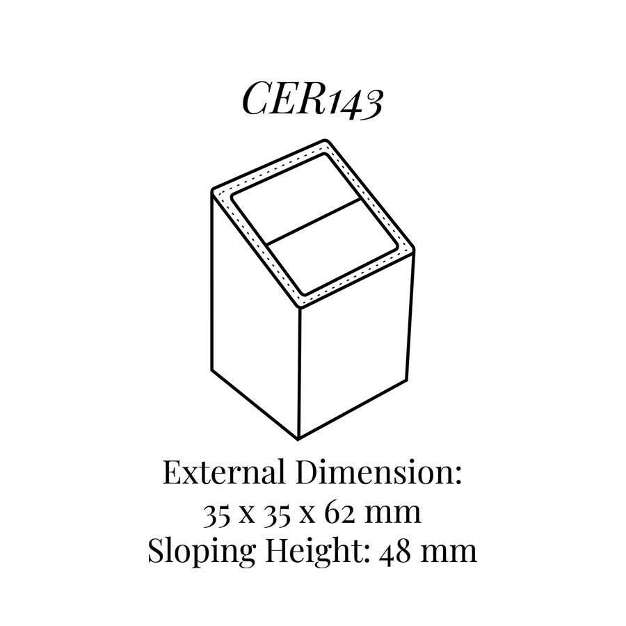 CER143 Mini Column Ring