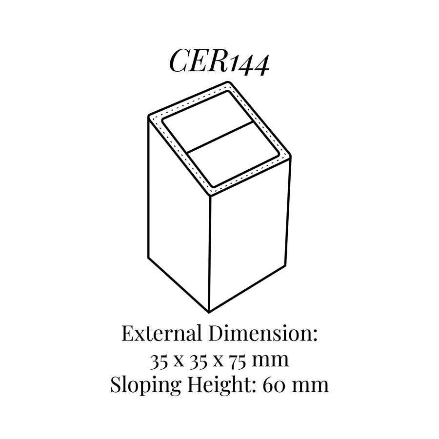 CER144 Small Column Ring