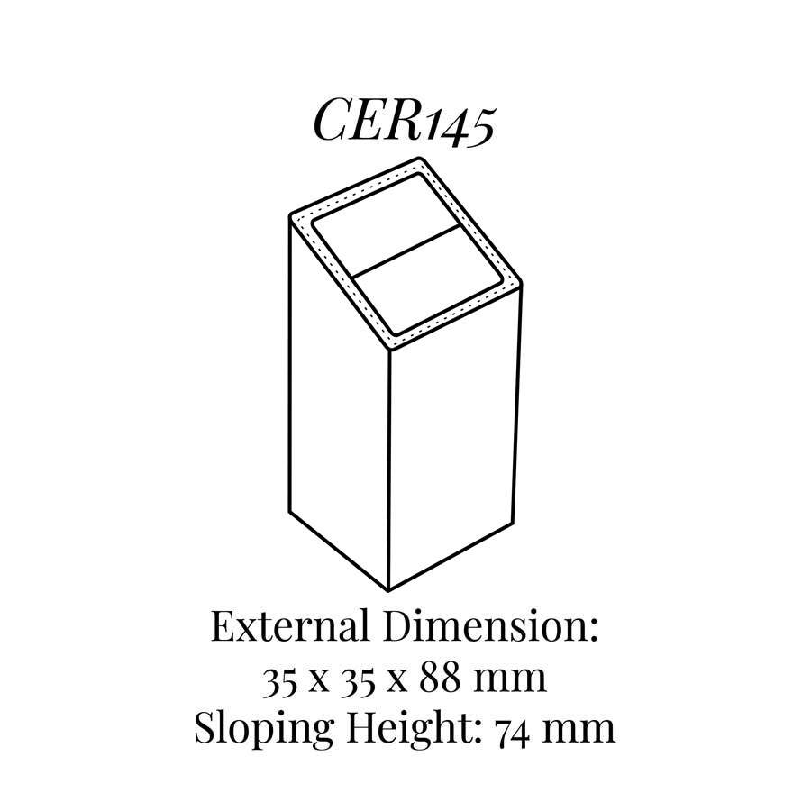 CER145 Medium Column Ring
