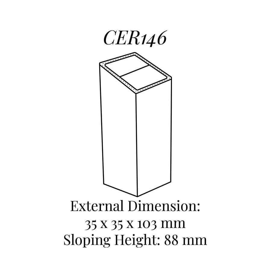 CER146 Large Column Ring