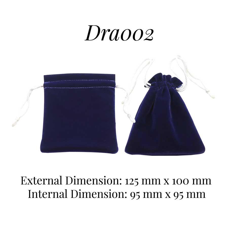 Como DRA002
