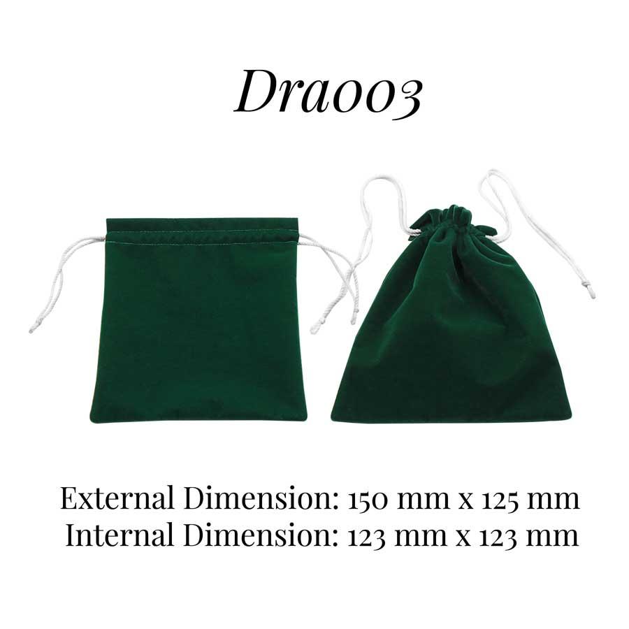 Como DRA003