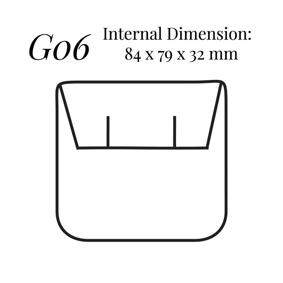 G06 Large Flap Earring Case